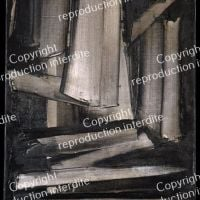 Pierre Soulages Composition - Without Date