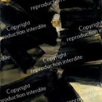 Pierre Soulages Painting August 10 1961