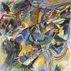 Kandinsky, Improvization, 110x110cm