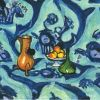 Matisse, Still Life With Blue Tablecloth, 88x118cm