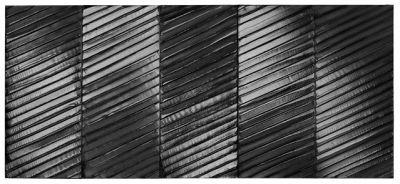 Pierre Soulages, peinture 181 x 405 cm, 12 avril 2012