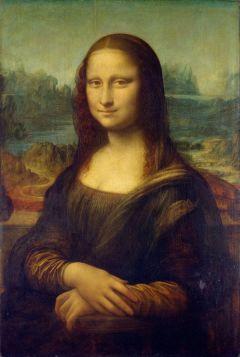 Léonard de Vinci, La joconde - Mona Lisa