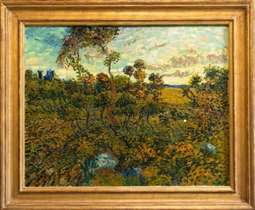 Un van Gogh authentifié de la période majeure - du grenier au musée