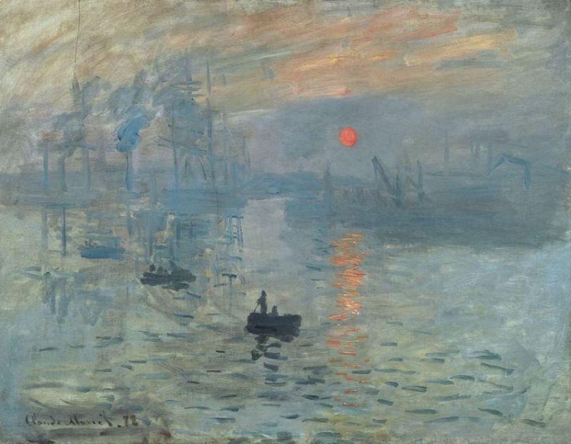 Différence entre Monet et Manet