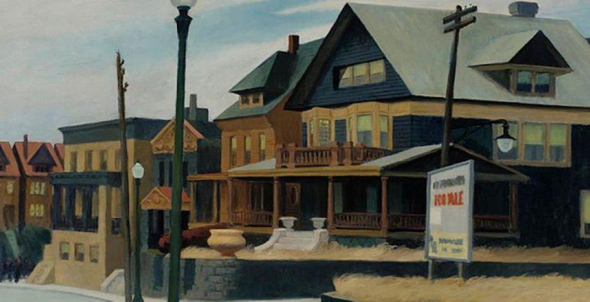 L'académie des beaux arts de Pennsylvanie revend un Tableau de Hopper