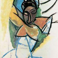 Picasso « Femme » prêté au musée Jean Paul Getty