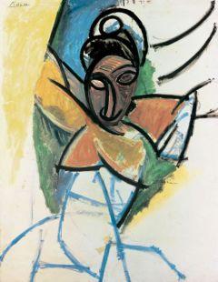 Picasso, Femme