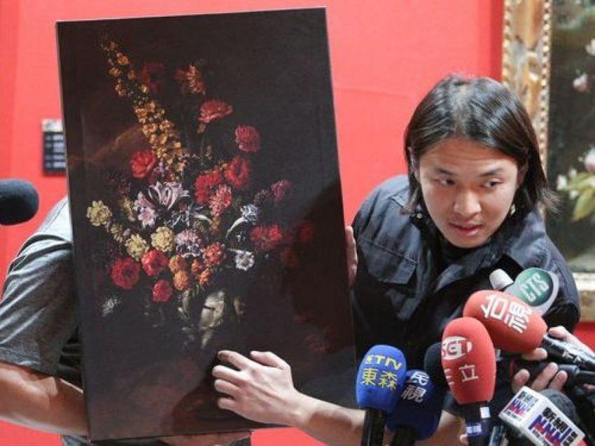 Un jeune de 12 ans perce un tableau qui vaut 1,5 millions de dollars