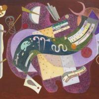 Rigide et Courbé de Wassily Kandinsky aux enchères à Christie's