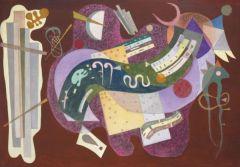 Kandinsky, Rigide et courbé