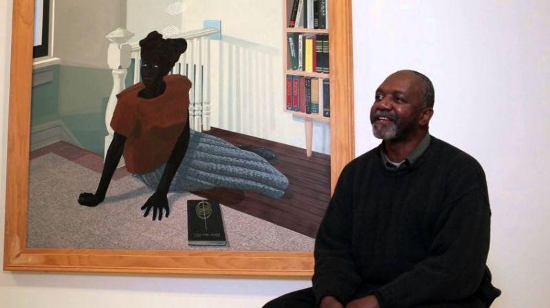 Découvrir Kerry James Marshall et ses œuvres noires