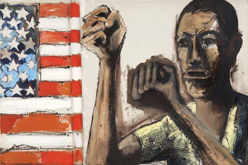 L'âme d'une nation: Art à l'âge du 'Black Power'
