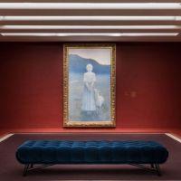 Exposition Symbolisme Mystique au musée Guggenheim de  New-York