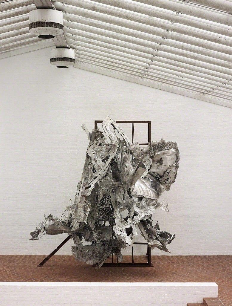 Frank Stella, Le radeau de la Méduse Partie 1 - 1990