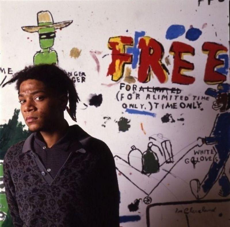 Comment Jean-Michel Basquiat est-il devenu une muse pour tant d'artistes ?