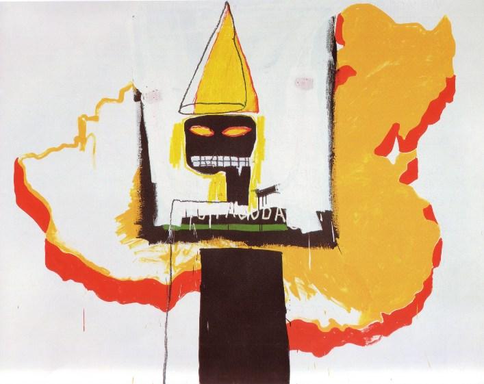 Basquiat et Warhol, Chine