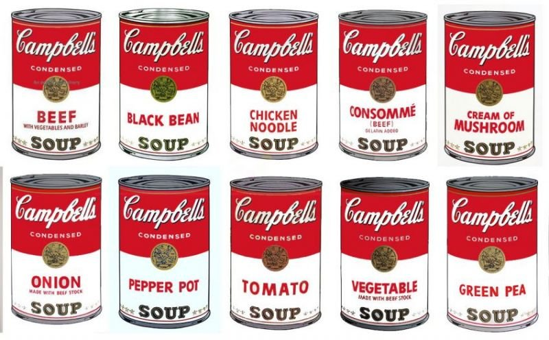 L'influence d'Andy Warhol
