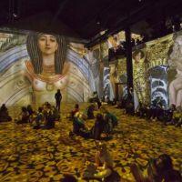 Gustav Klimt, Exposition immersive au palais des lumières - 13 Avr au 11 Nov 2018