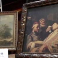 Le Rembrandt oublié dans un sous-sol valait des millions de Dollars