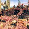 Alma Tadema, Les roses d'Heliogabalus