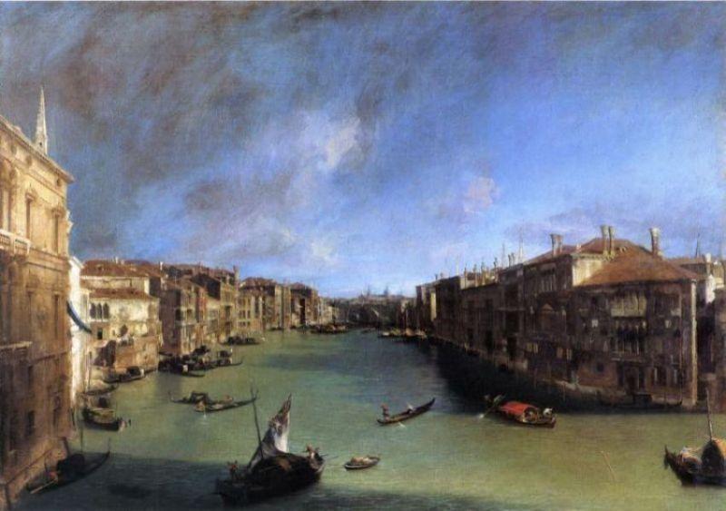 Redécouvrir Giovanni Antonio Canal dit Canaletto