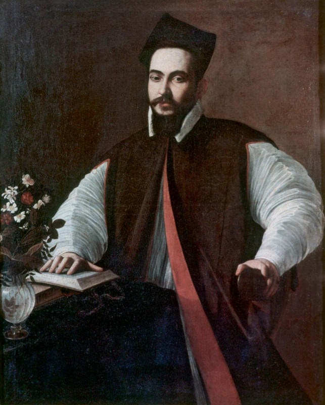 Caravage, Portrait de Maffeo Barberini 2