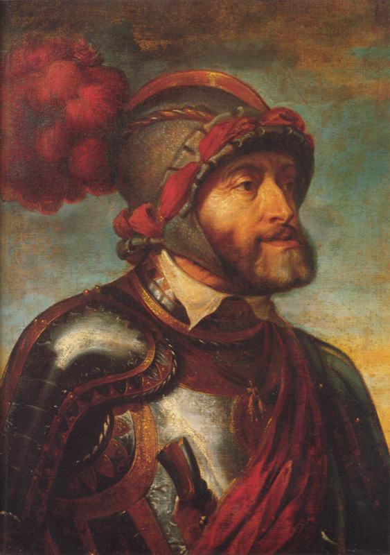 Rubens, L'empereur Charles Quint