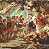 Rubens, La rencontre d'Abraham et de Melchisédech