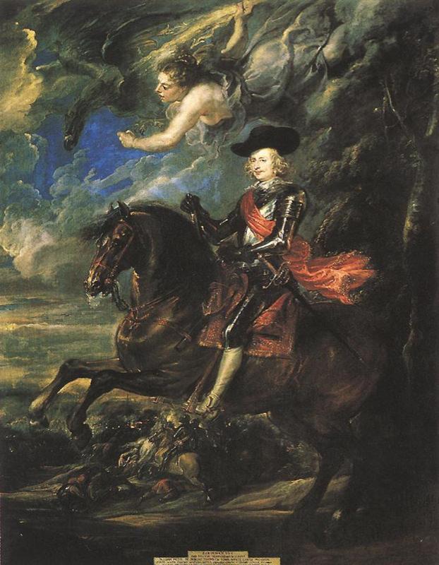 Rubens, Le cardinal infante