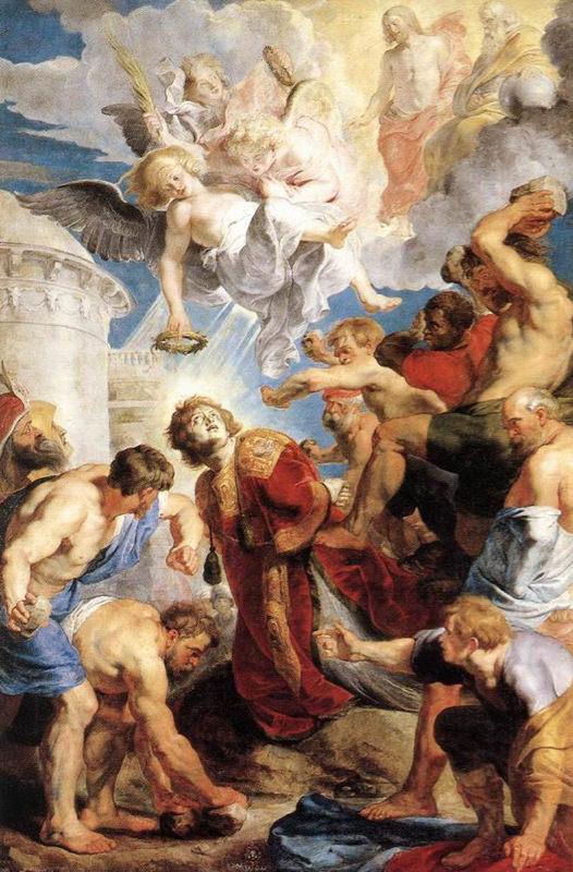 Rubens, Le martyre de Saint Étienne