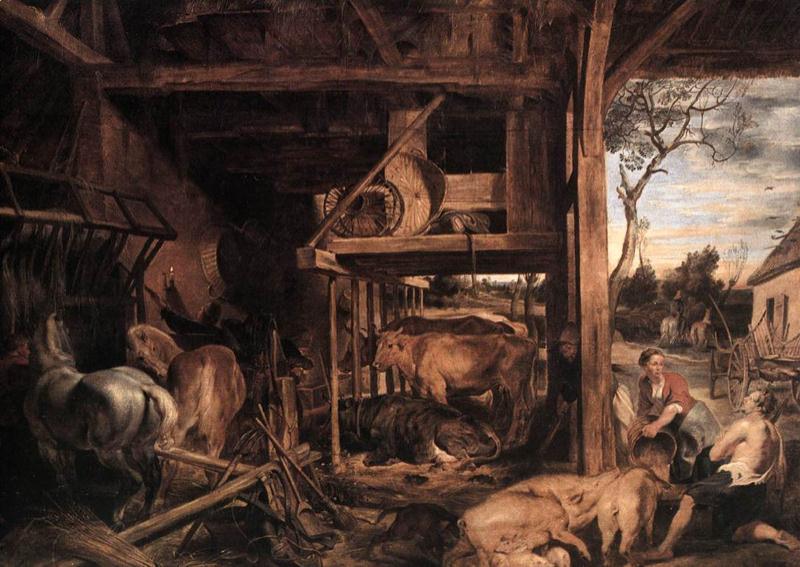Rubens, Le retour du fils prodigue