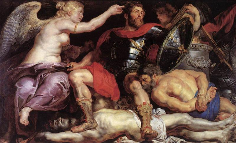 Rubens, Le triomphe de la victoire