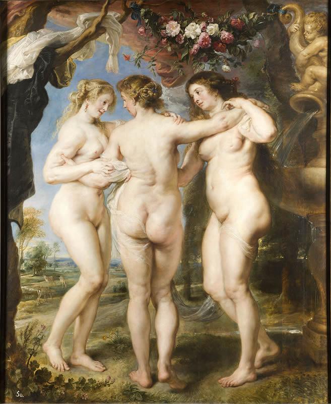 Rubens, Les Trois Grâces