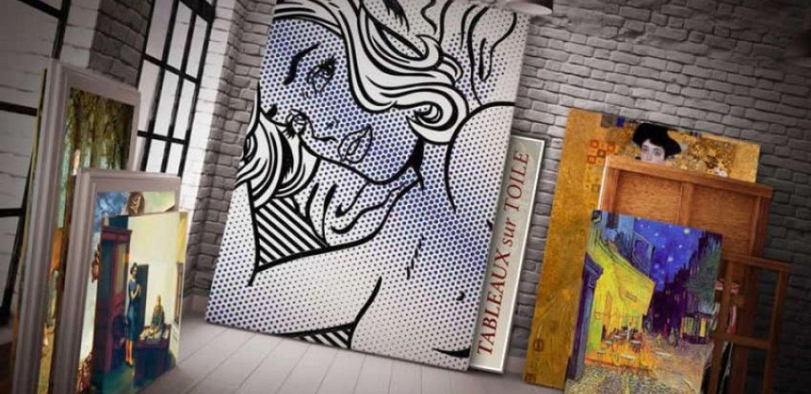 Guide pour l'achat et l'entretien de votre reproduction de tableau