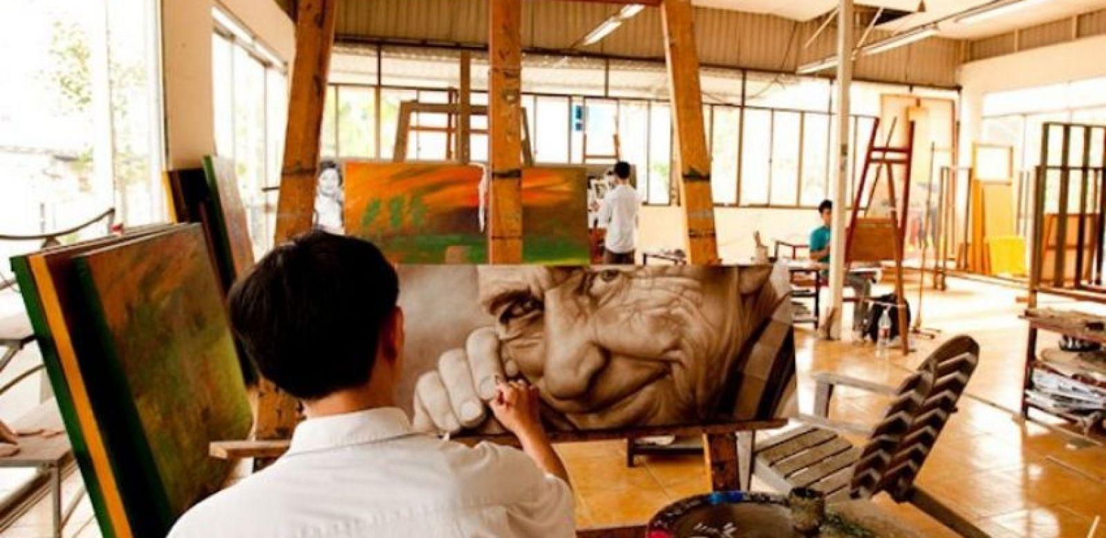 Une petite histoire de notre atelier au Vietnam