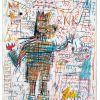 Basquiat, Drawing (Dessin)