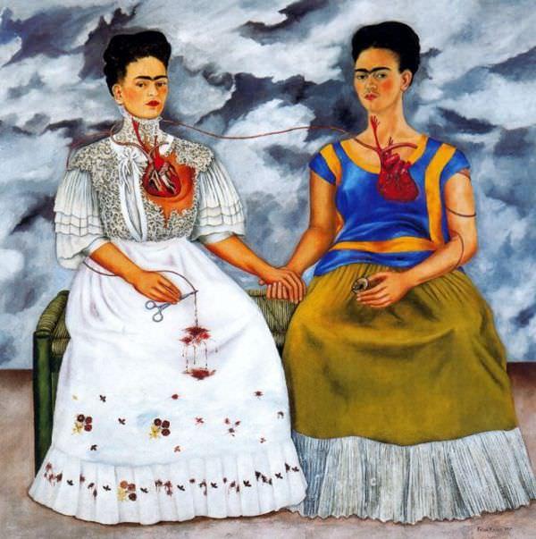 Kahlo, Les deux Kahlo