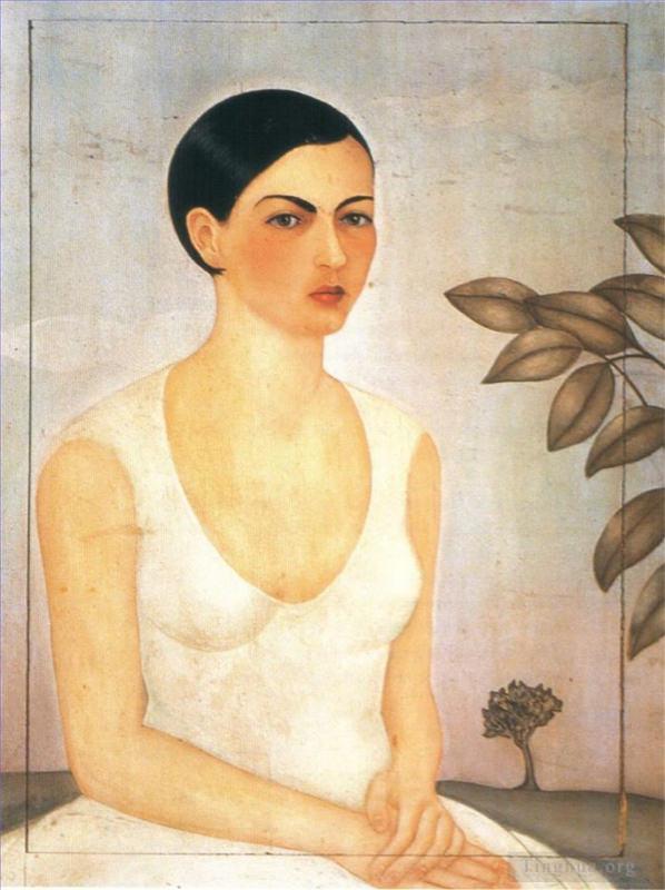 Frida Kahlo, Portrait de Cristina, ma soeur