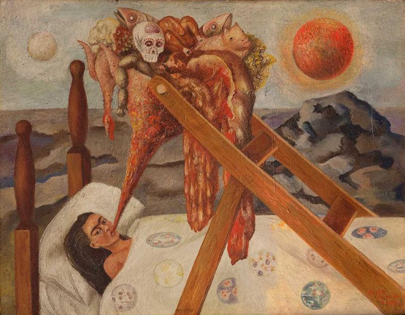 Frida Kahlo, Sans espoir