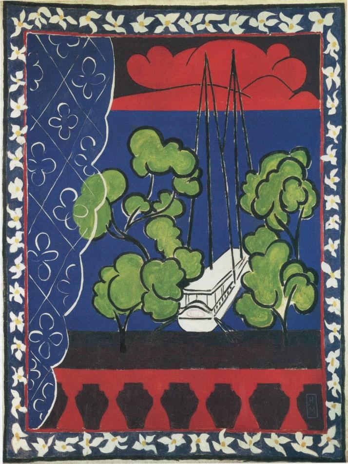 Henri Matisse, Tahiti II 1936
