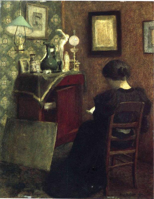 Matisse, Femme qui lit