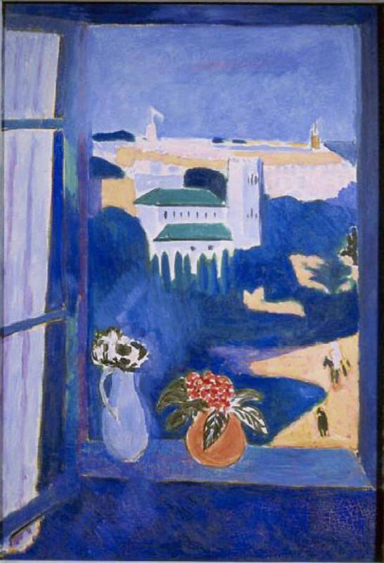 Matisse, Fenêtre Sur Tanger