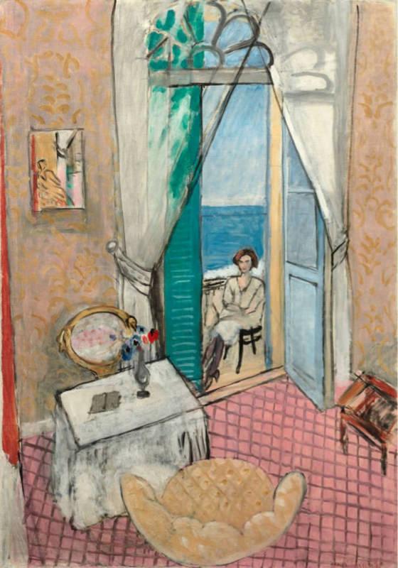 Matisse, Intérieur à Nice