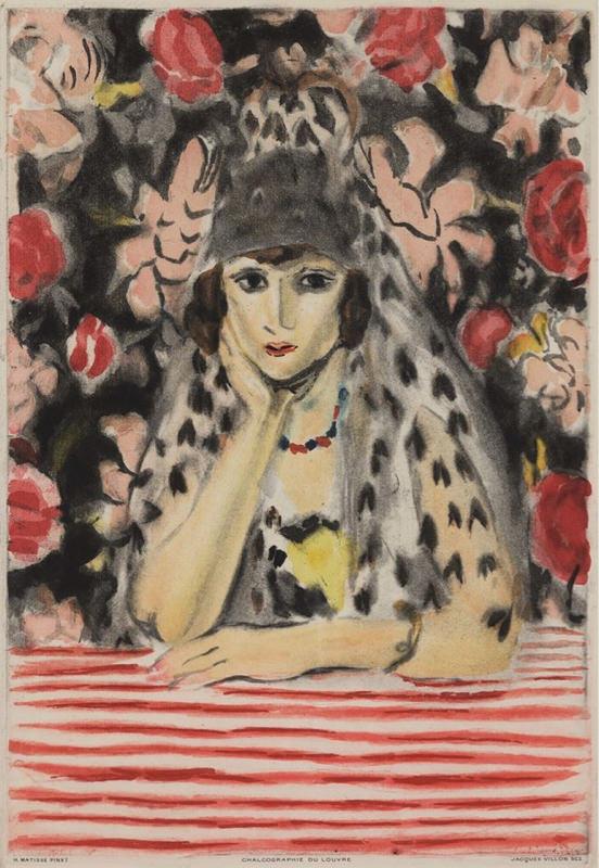 Matisse, L'Espagnole 1925