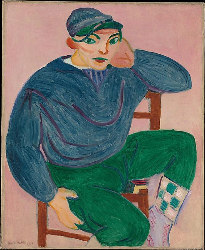 Matisse, Le Jeune Marin II