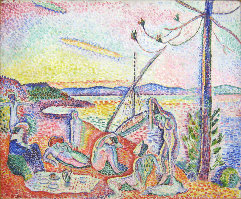 Matisse, Luxe, Calme, Et Volupté