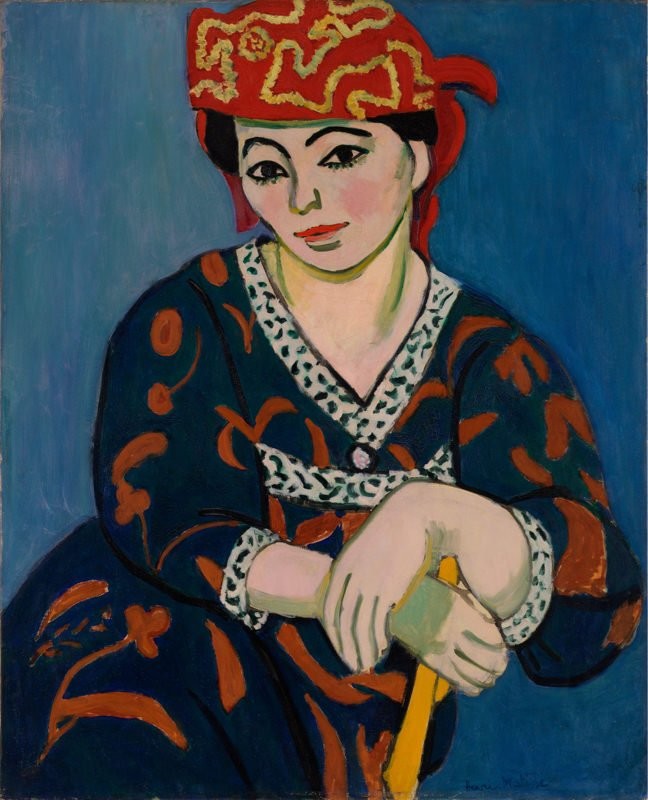 Matisse, Madras Rouge