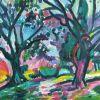 Matisse, Paysage à Collioure