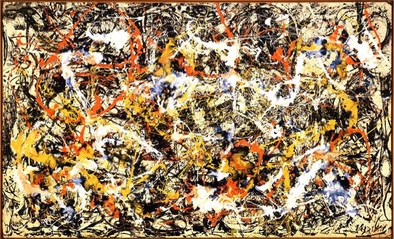 Pollock, Convergence