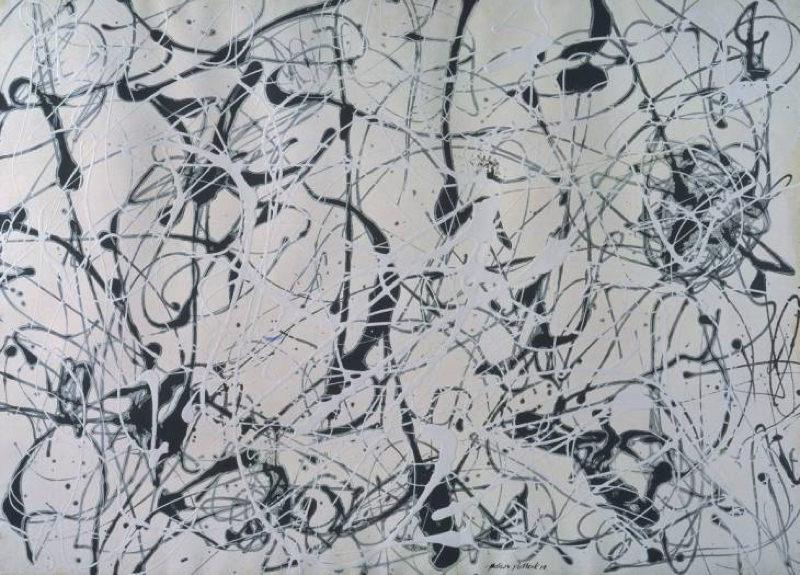 Pollock, Number 23